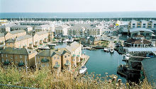 Brighton, Brighton Marina, Sussex, Copyright Jim Linwood